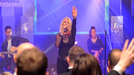 The night Kim Wilde came – and conquered!