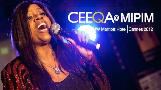 I Will Survive – pop priestess Gloria Gaynor rides CEEQA train into Cannes