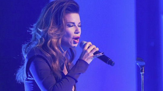 Remember when: Edyta Gorniak sings duet with composer Adam Sztaba