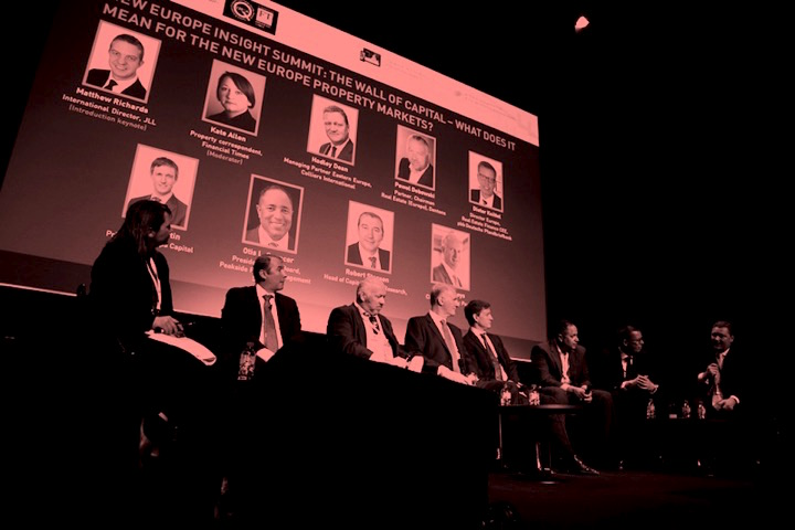 CEEQA@Mipim: From 'future office' to musical chairs