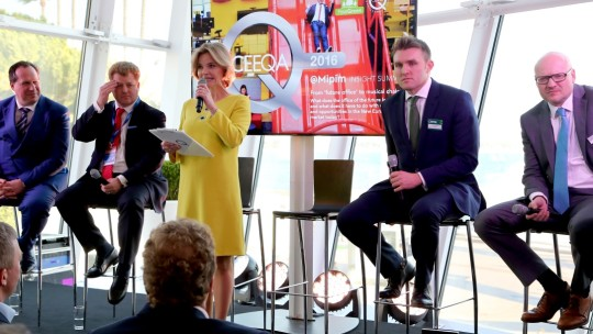 CEEQA@Mipim Insight: The times they are a changing for the work space