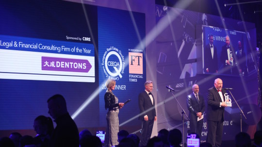 Dentons' dominance turns to domination