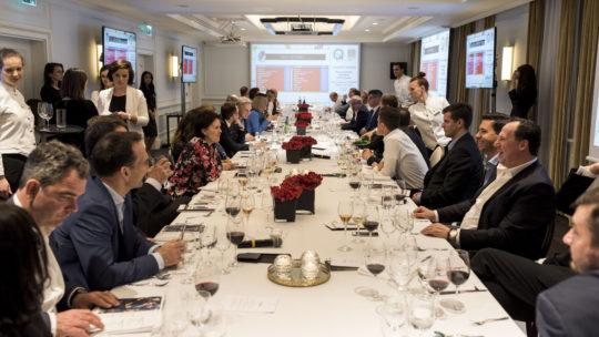 Calling the shots, the 2017 CEEQA Jury Dinner