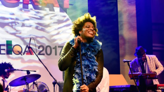 Music & screen legend Macy Gray leads memorable field of entertainers & entertainments