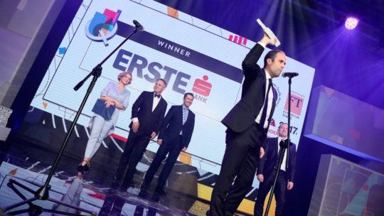 Erste Bank, Invesco and Gleeds taste success, Rockcastle on the rise