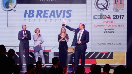 HB Reavis star as Panattoni joins in developer gongs