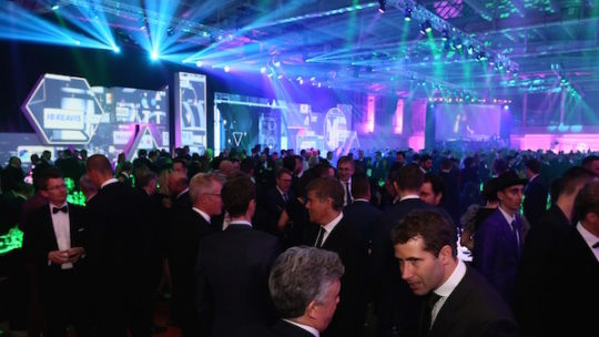 Massive crowd at 2017 Gala signals rise and rise of New Europe markets