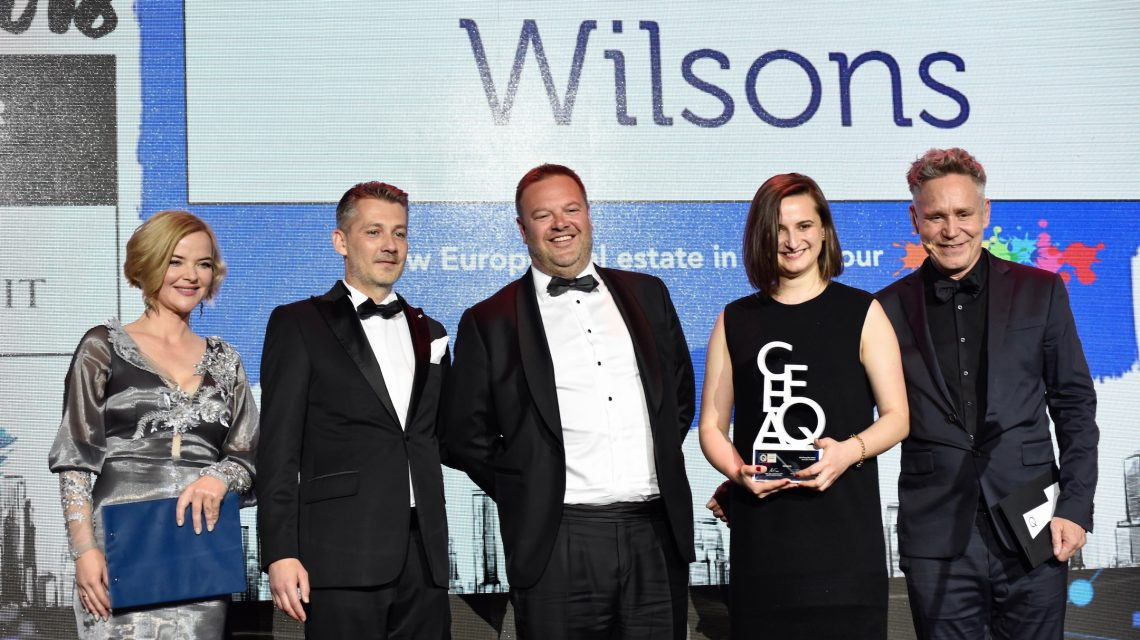 Wilsons named Rising Star