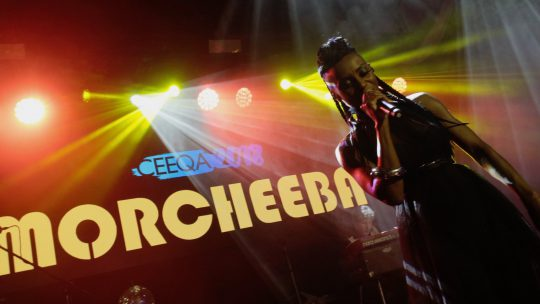 MORCHEEBA raises tempo and bar at 2018 CEEQA Gala