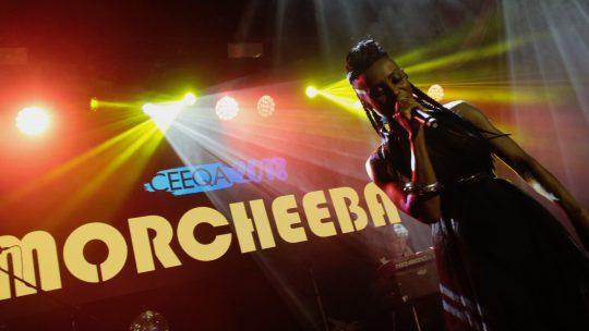 MORCHEEBA raises tempo and bar at 2018 CEEQA Gala