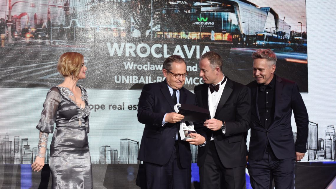 Wroclavia, Building of the year CEE