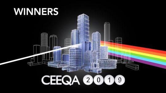 2019 Award winners in all categories