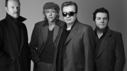 THE BOOMTOWN RATS led by frontman Bob Geldof to lead Gala live entertainment!