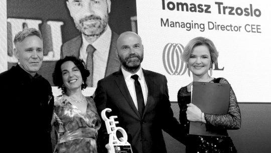 JLL's Trzoslo wins Industry Pro