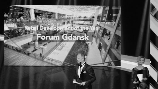 Forum Gdansk leaves competition standing with unanimous jury accolade