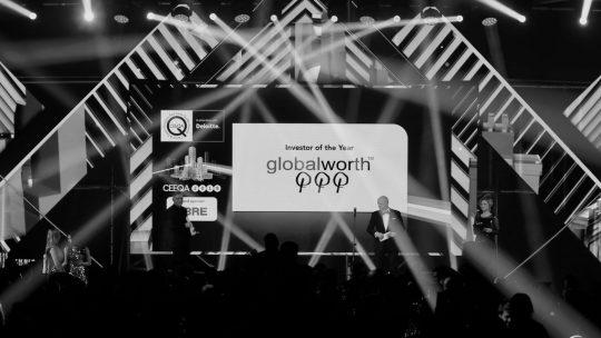 Globalworth new to the winners enclosure as pbb Deutsche Pfandbriefbank retain title and Arcadis enjoy winning return